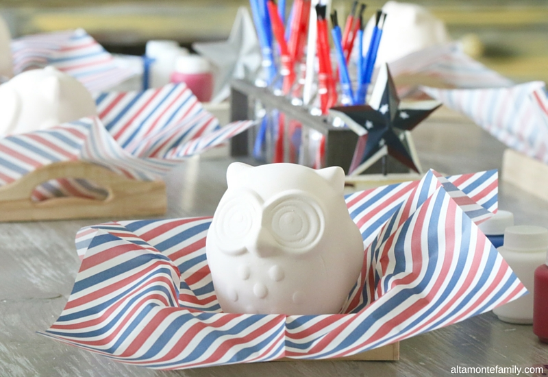 Patriotic Craft Ideas for Kids - 4th of July