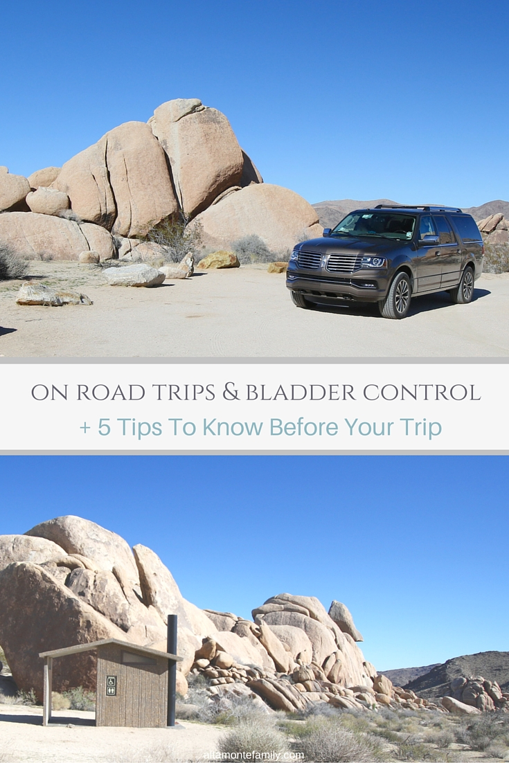 Road Trip Tips for Bladder Control and Incontinence