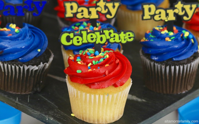 Back To School Superhero Party Ideas