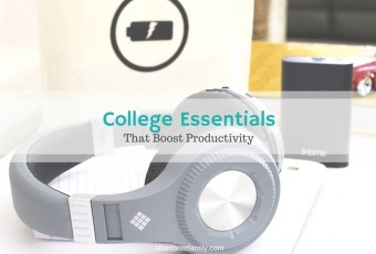 College Essentials That Boost Productivity