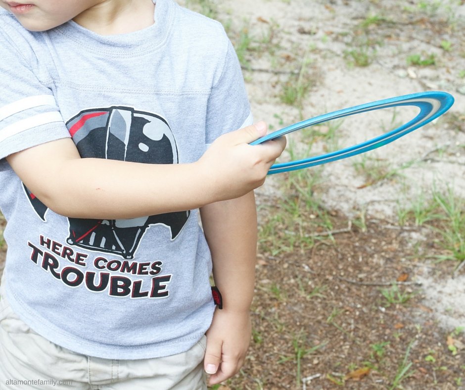 Here Comes Trouble Star Wars Shirt for Toddlers