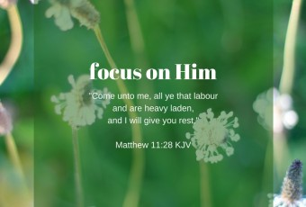 Focus On Him