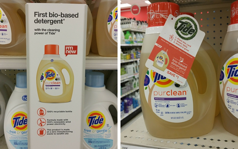 Tide PurClean Coupon