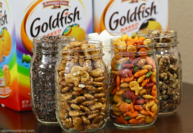 Goldfish Cracker Recipes To Make With Kids
