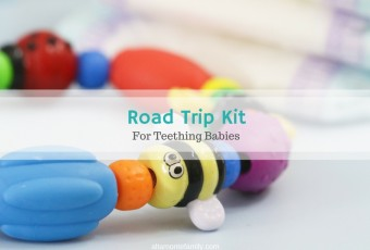 Road Trip Kit For Teething Babies