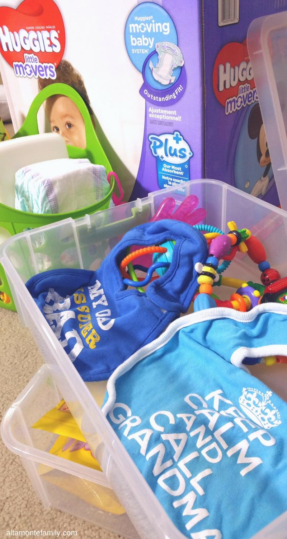 Road Trip Kit For Teething Babies