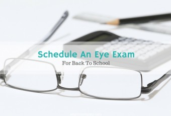 Scheduling An Eye Exam For Kids For Back To School