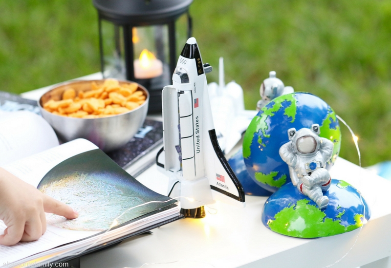 Stargazing With Kids In Your Own Backyard - Fun Summer Activity