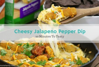 Cheesy Jalapeno Pepper Dip