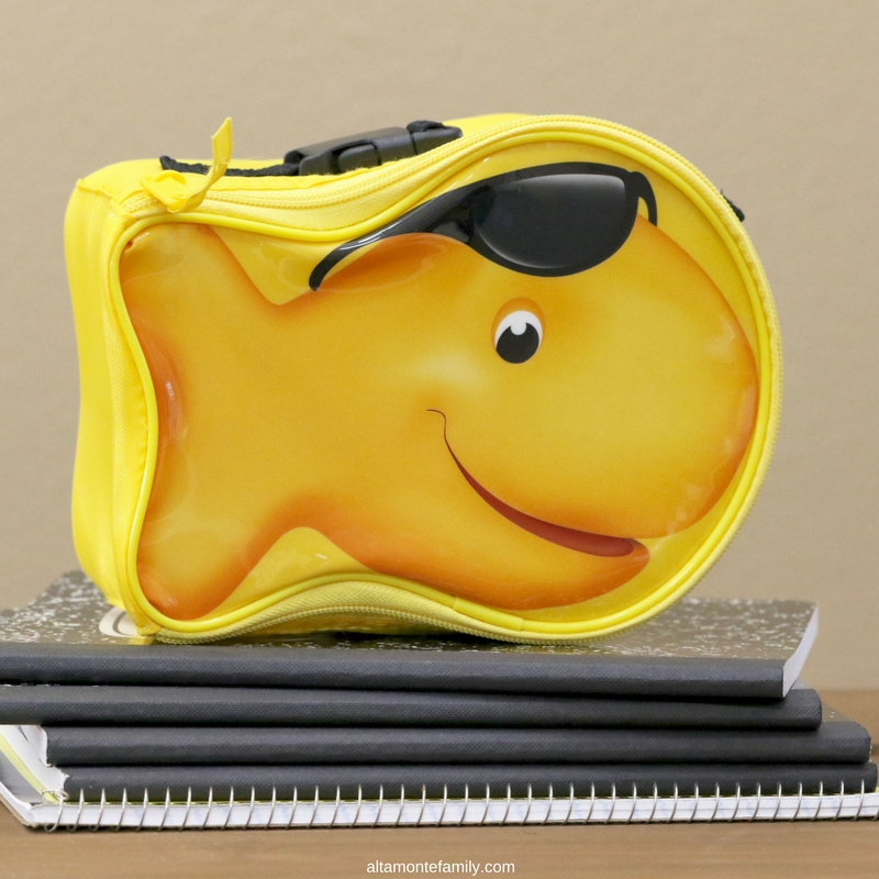 Goldfish Crackers Lunch Box for Kids