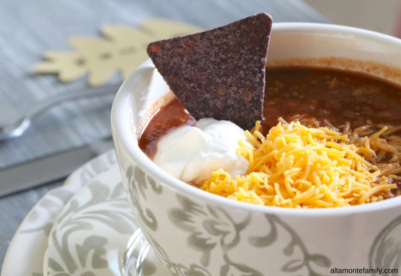 Slow Cooker Taco Soup For A Diabetic-Friendly Diet