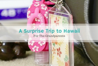How We Gave The Grandparents A Surprise Trip To Hawaii