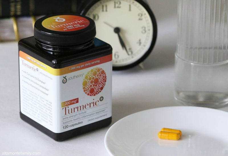 youtheory Turmeric with Black Pepper Extract - Extra Strength