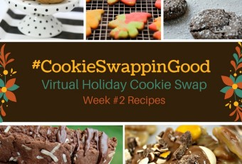 #CookieSwappinGood Week 2 Recipes