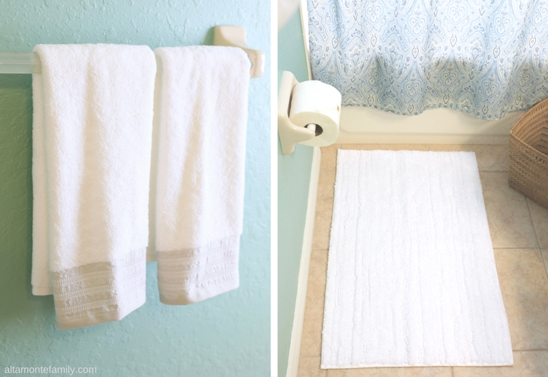 Bathroom Cleaning and Holiday Decorating Ideas