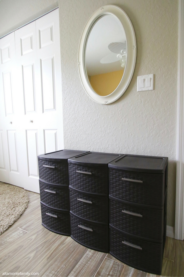 Guest Room Storage Ideas for Rooms With Limited Closet Space