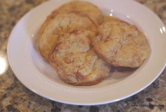 Butterscotch Snickerdoodles