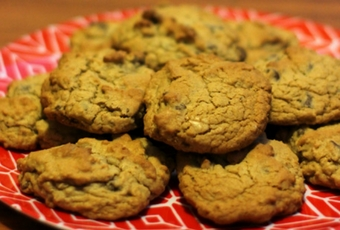 Chocolate Chip Cola Cookies
