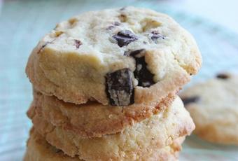 Espresso Chocolate Chip Cookies
