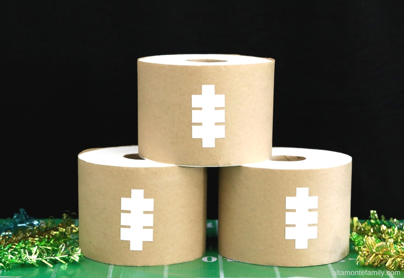 Cricut Explore Air Football Party Ideas and Projects