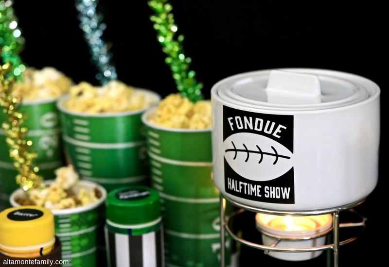 Free Cricut Explore Football Party Cut File - Game Day Fondue