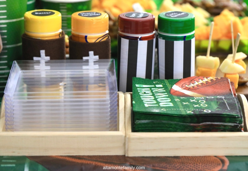 Football Party Ideas and Supplies