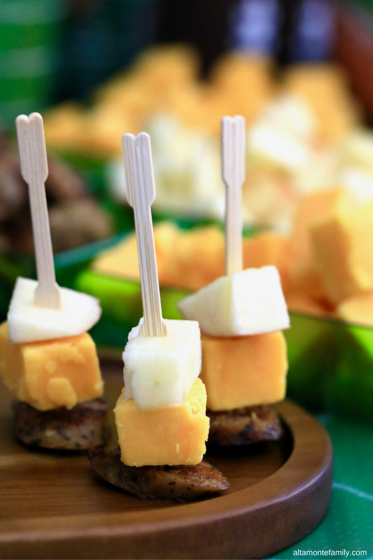 Game Day Appetizer Ideas