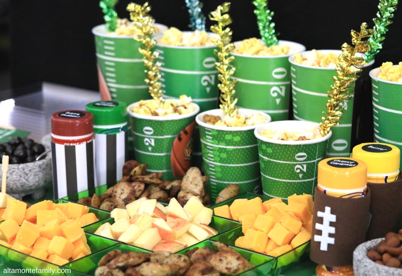 Game Day Party Food and Appetizer Ideas