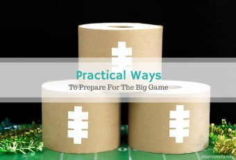 Practical Ways To Prepare Your Home For The Big Game