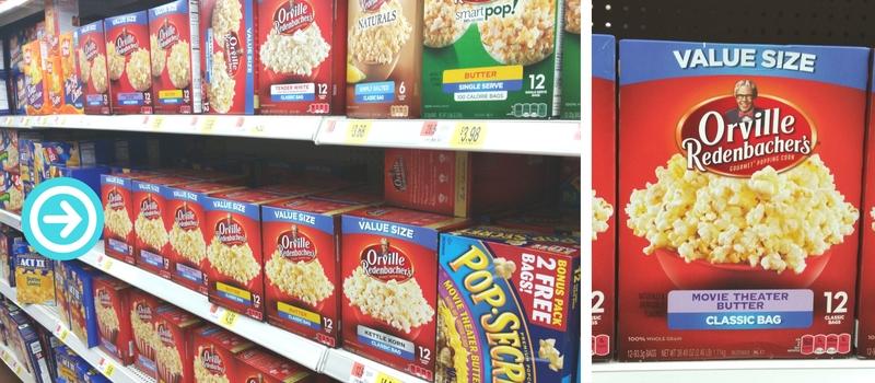 Orville Redenbachers Movie Theater Butter Popcorn Recipe