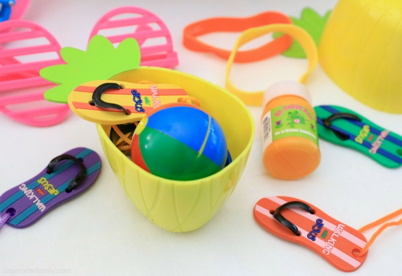 Beach Themed Easter Party Activities and Ideas for Kids in Sunday School