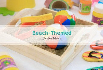 Beach-Themed Easter Ideas For Sunday School