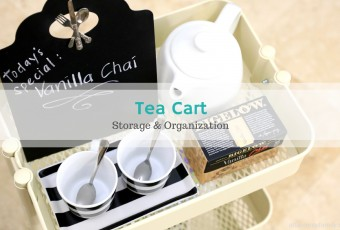 Make Your Own Tea Cart