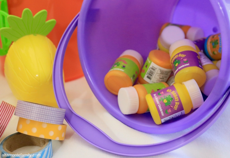 Easter Beach Themed Prizes and Ideas for Sunday School Kids