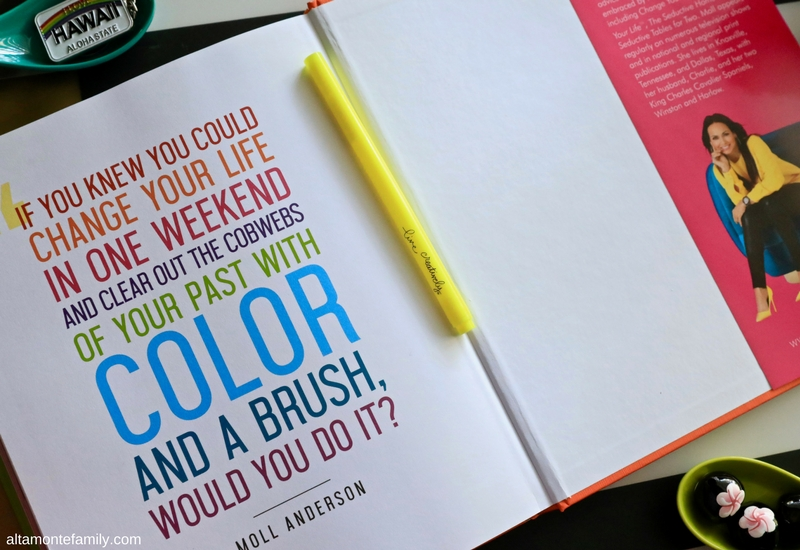 Revitalizing Our Home And Life With Color - Moll Anderson Book Review