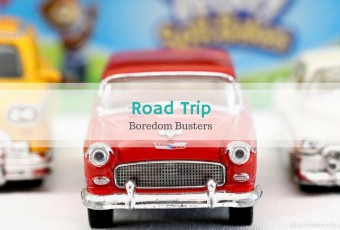 Road Trip Boredom Busters For Young Children