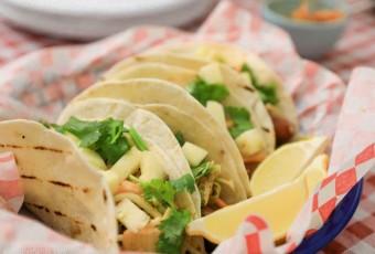 Kalbi Dog Tacos