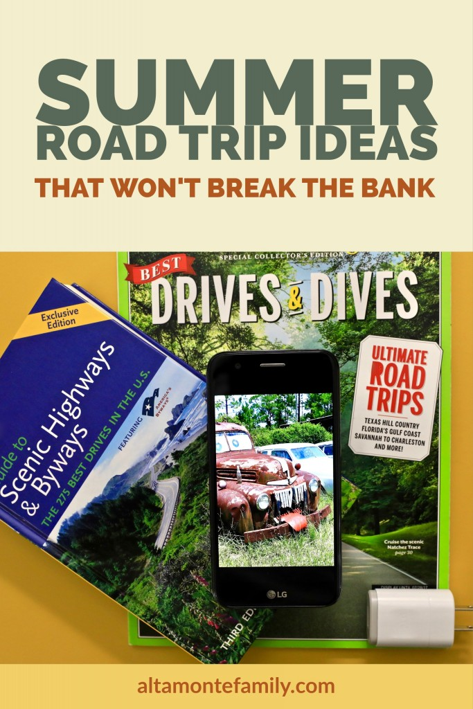 Summer Road Trip Ideas - Budget Friendly Family Travel
