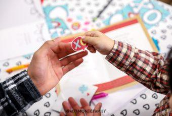 Kid-Friendly Valentine's Day Activities - Family Night Ideas