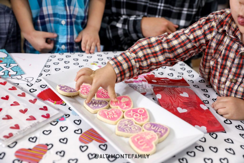 Valentine's Day For Kids - Goodie Bag Ideas - Family Night