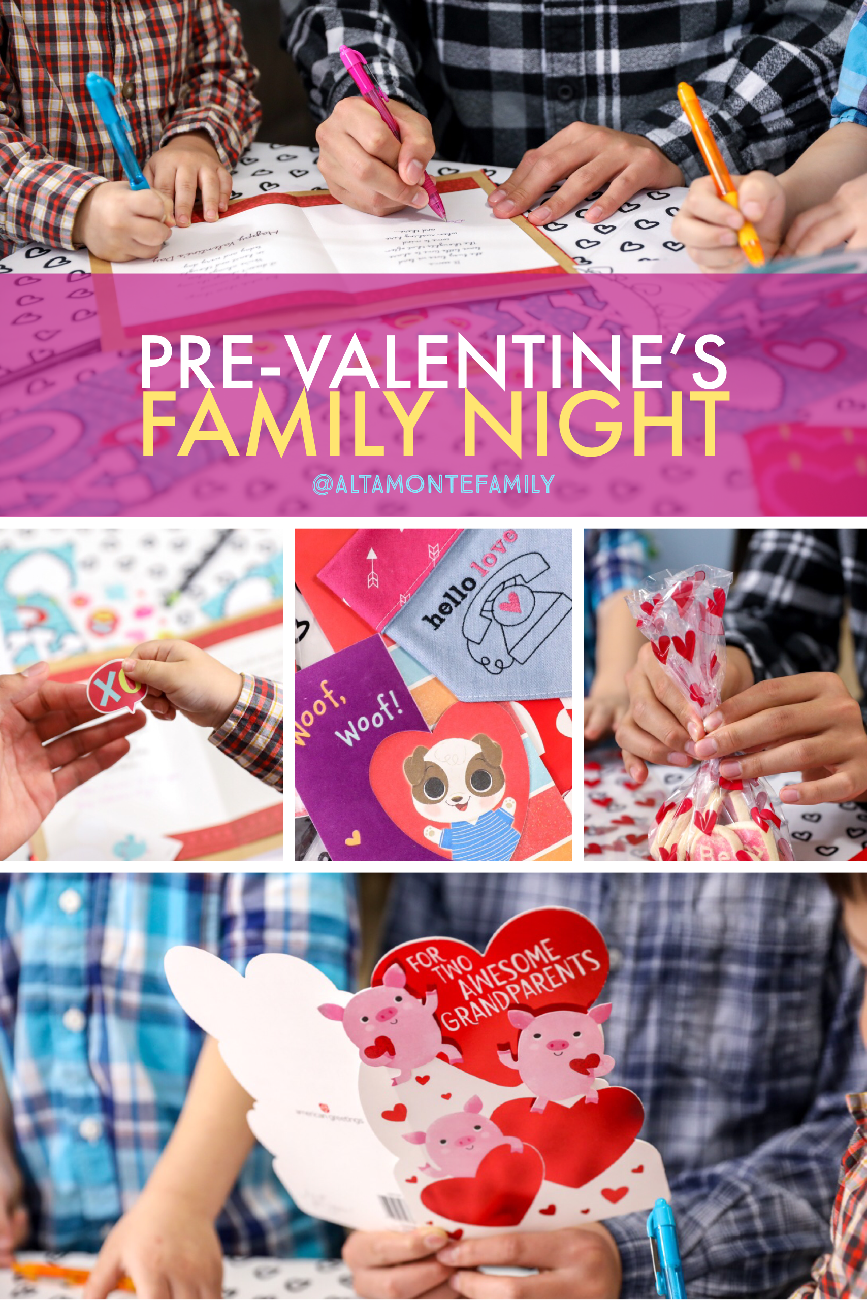 Valentine's Day Family Night Ideas
