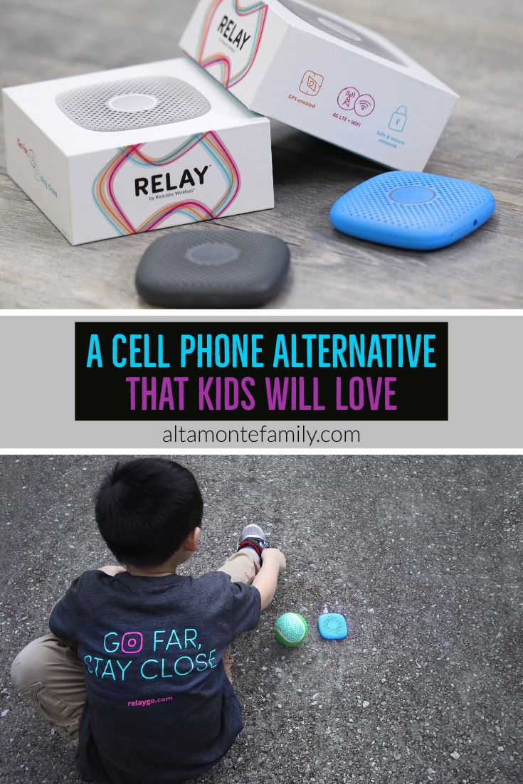 Cell Phone Alternative That Kids Will Love - Relay By Republic Wireless