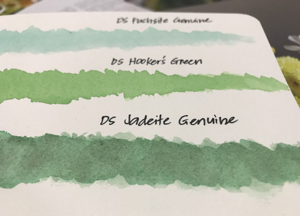 Daniel Smith Jadeite Genuine Watercolor Review